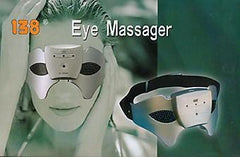 MAGNETIC EYE MASSAGER WITH MAGNETS & CRYSTALS CERAMICS