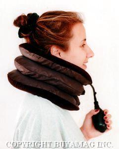 "CERVICAL  NECK  TRACTION  ""AIRPLUS""   DELUXE"""