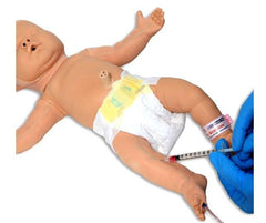 Newborn Infant Venous Access Simulator Training