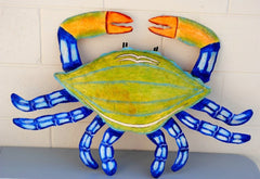 crab sea life marine interior decoration
