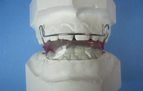 Bionator ( to open ) Orthodontic Model