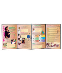 Prenatal Care Folding Display