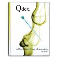 Qdex Acupuncturists Quick Index Quide Of Acupoints, Meridians