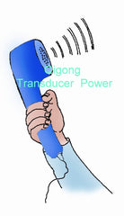qigong machine transducer