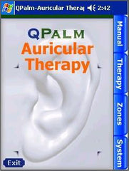 QPalm  Auricular Therapy Software For Pulm Or For Pocket PC
