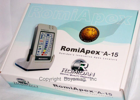 Dental Apex Locator 5th Generation High-Tech Digital LCD Innovative Precision Apex Locator Deluxe