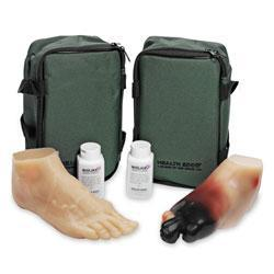Diabetic Foot Models Set Of 2