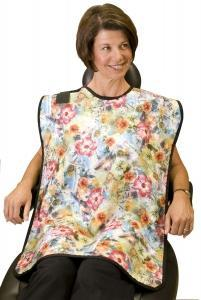 "Dental X-Ray Patient Protection Apron ""Panoramic Poncho"" Front & Back,  Neck/Thyroid Protection Collar ( Optional )"