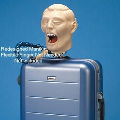 Adult Dental X-Ray Radio-Opaque Portable Self-Contain System Simulator - Manikin Training Complete