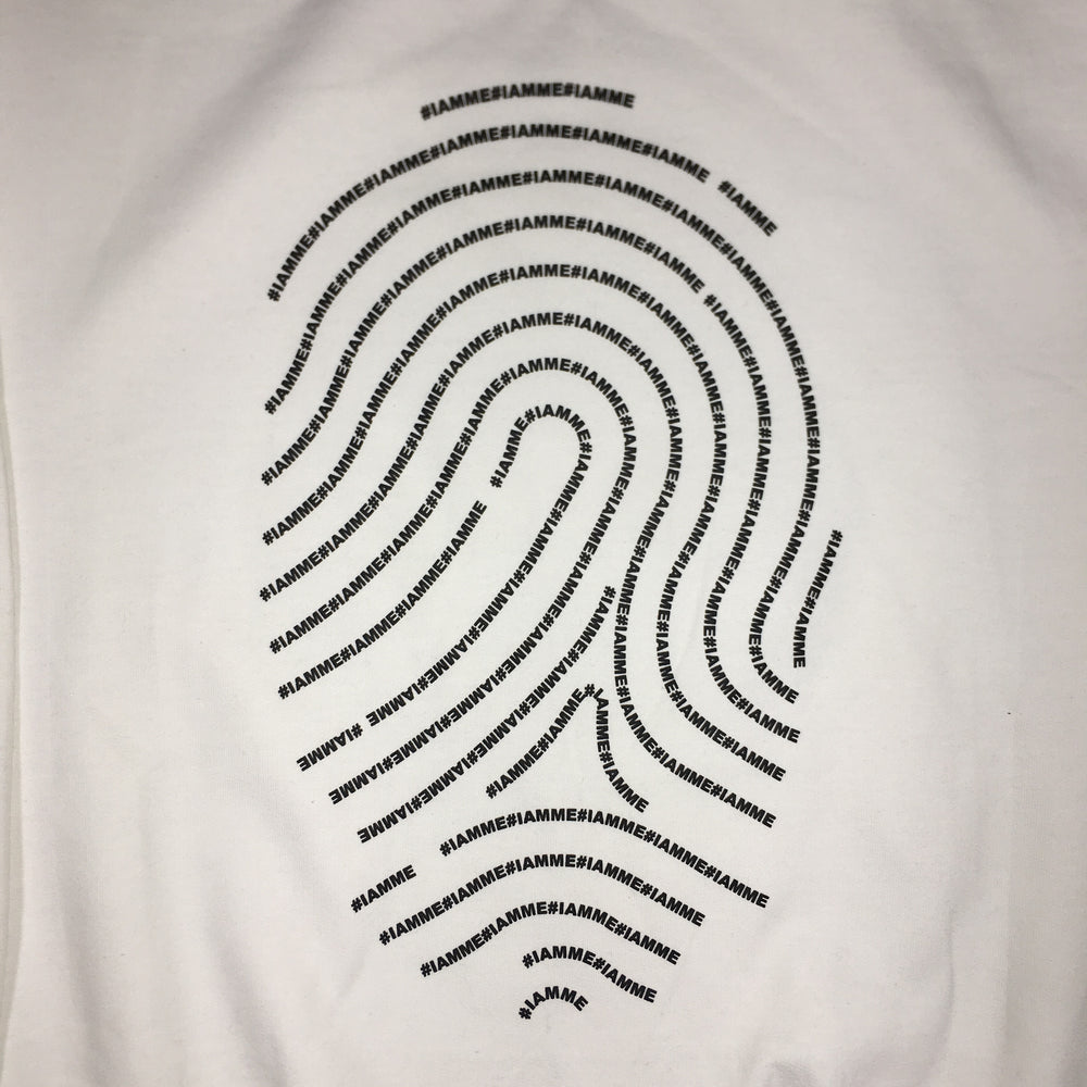 Fingerprint White