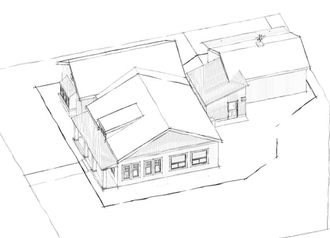 3D site plans at Authentic Homes in Utah.