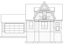 Load image into Gallery viewer, VICTORIAN House Plan Elevation by Authentic Homes in Utah