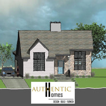Load image into Gallery viewer, CAPE COD House Plans by Authentic Homes in Utah