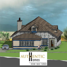 Load image into Gallery viewer, COTTAGE House Plans by Authentic Homes in Utah