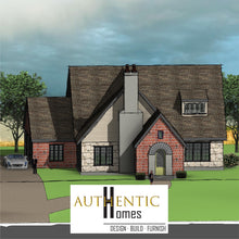Load image into Gallery viewer, ENGLISH COTTAGE House Plans by Authentic Homes in Utah