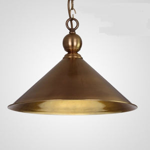 European Copper Lamp - Lighting