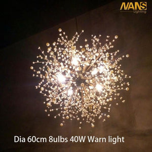 Firework Chandelier - DIA 60CM 8PCS 40W / 8-24 / 40w-120w - Lighting