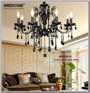 French Style Crystal Chandelier - Lighting