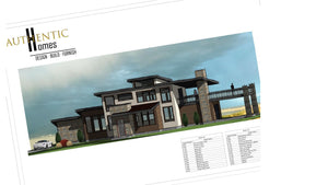 House Plan CONSULTATION by Authentic Homes in Utah