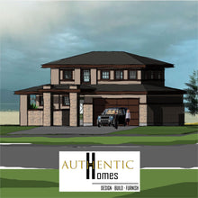 Load image into Gallery viewer, PRARIE House Plans by Authentic Homes in Utah