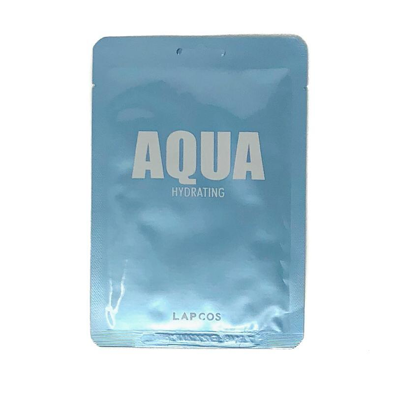 Aqua Hydrating LAPCOS Sheet Mask