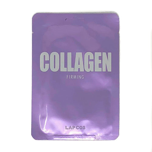 Collagen Firming LAPCOS Sheet Mask