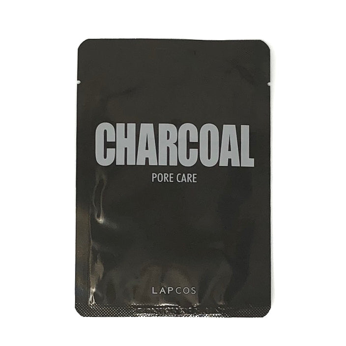 Charcoal Pore Care LAPCOS Sheet Mask
