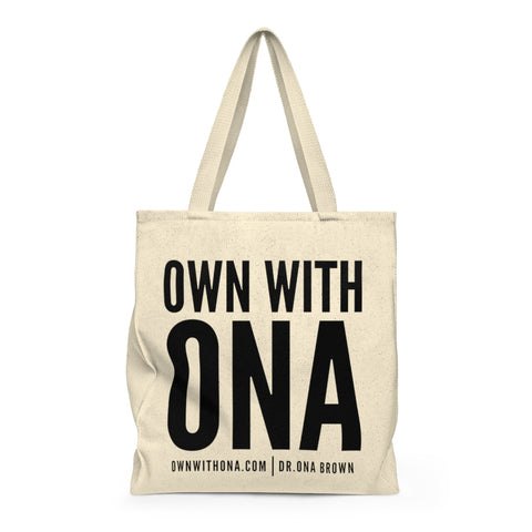 """Own With Ona"" Shoulder Tote Bag"