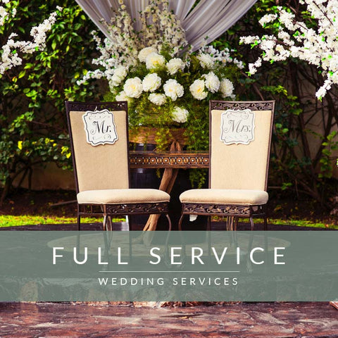 Twigs Full Service Wedding Services