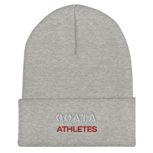 Load image into Gallery viewer, OG GOATA LOGO Cuffed Beanie