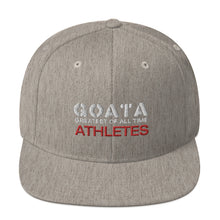 Load image into Gallery viewer, Snapback ALL COLORS & OG GOATA LOGO