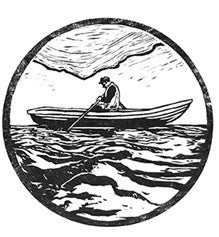 Fisherman print by Jade They - londonprintstudio