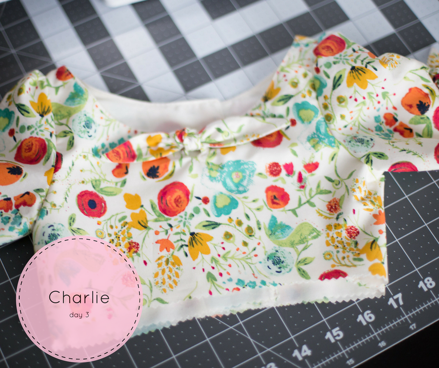 Charlie {Sew-a-Long} Day 4