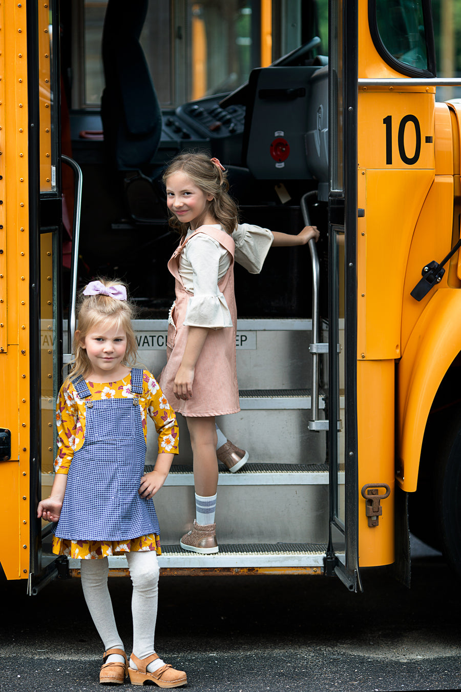 Back to School Pattern- Meet Maddie Girls and Tween plus a Giveaway!