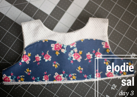Elodie {Sew-a-Long} Day 3