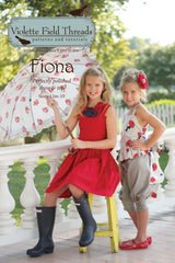Fiona Pattern Cover