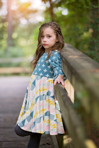 Julianna dress pattern