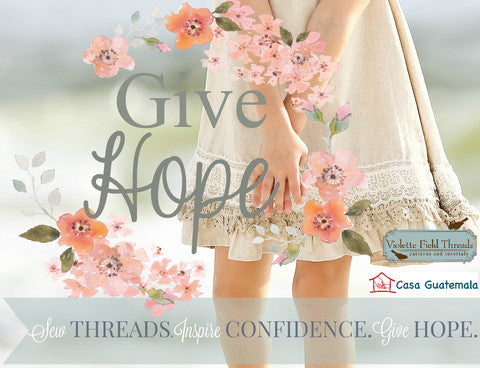 Give Hope Promo Graphic