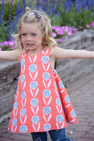 Lilly Belle Pinafore