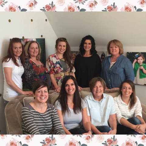 VFT Sewing Retreat 2016