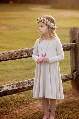 Julianna dress for boho collection VFT