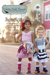 Scarlett Pattern Cover