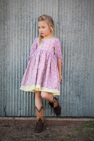 Maisie dress pdf pattern