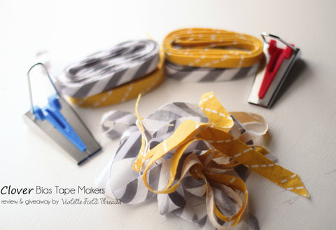 Bias Tape Makers