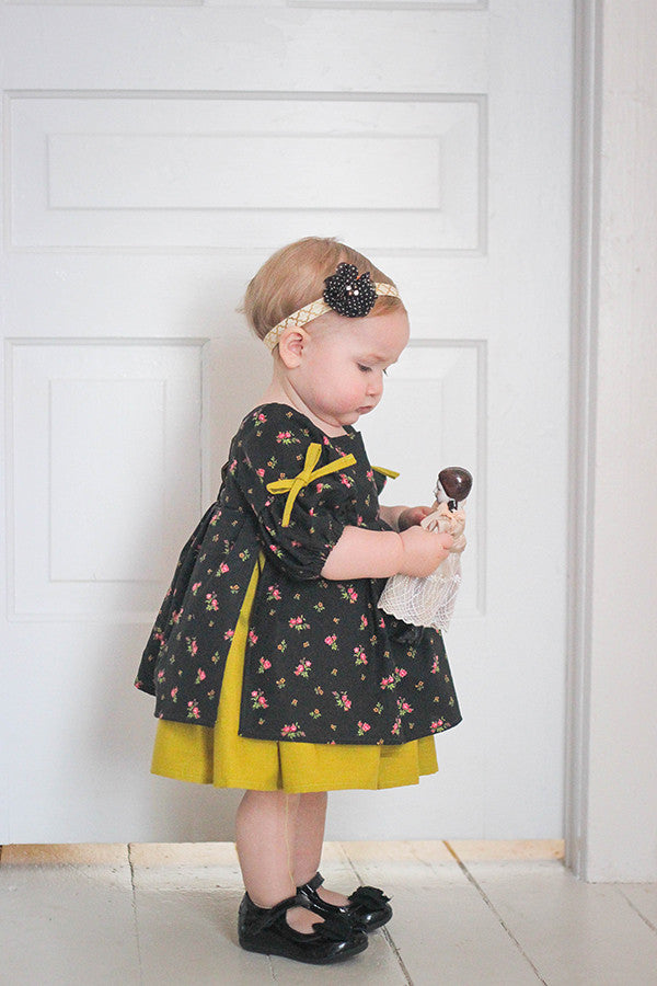 Nora Baby Dress - Violette Field Threads  - 1
