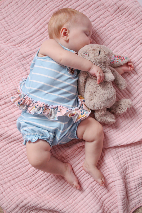 Flora Baby Tunic & Nightgown