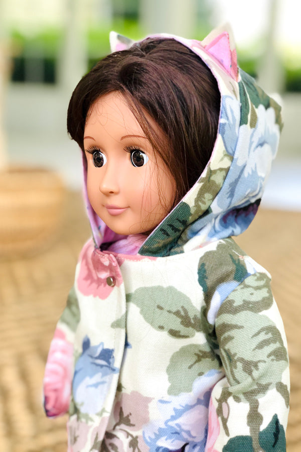 Molly Doll Hood Add On
