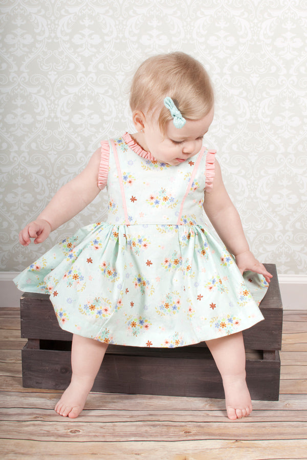 Abigail Baby Dress