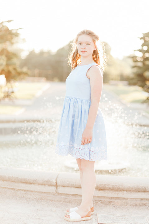 June Tween Dress