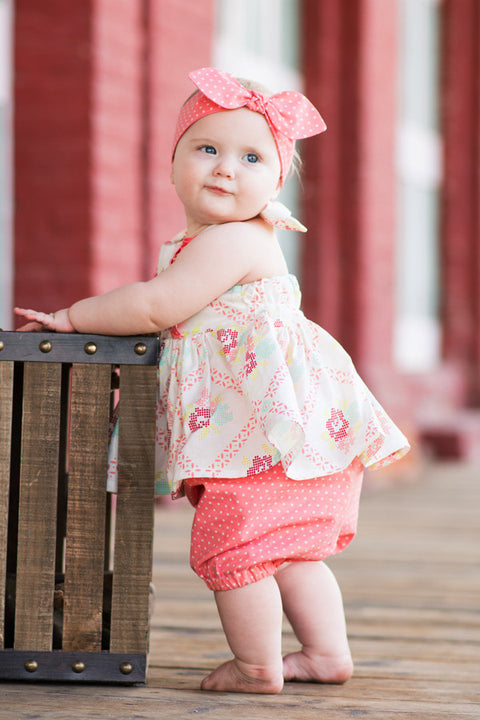Ginger Baby Dress & Top